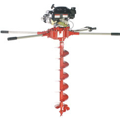 Call 780-831-0063 to rent this 2 Man Auger today!