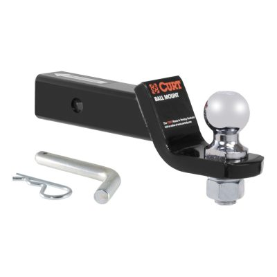 Call 780-831-0063 to rent this 2 5/16″ Ball Mount 2″ Drop today!