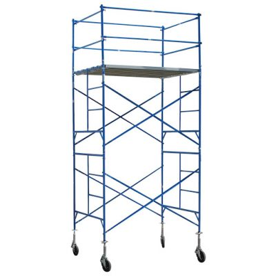 Call 780-831-0063 to rent this Safway Scaffolding today!