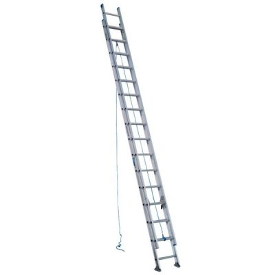 Call 780-831-0063 to rent this 32′ Aluminum Extension Ladder today!