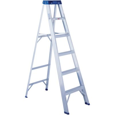 Call 780-831-0063 to rent this 6′ Aluminum Step Ladder today!