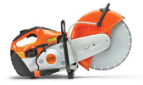 Call 780-831-0063 to rent this 14″ Concrete Cut Off Saw (Gas) today!