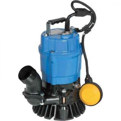 Call 780-831-0063 to rent this 3″ Electric Submersible Trash Pump today!