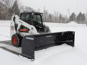 Call 780-831-0063 to rent this Snow Pusher today!