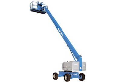 Call 780-831-0063 to rent this S-45 Straight Boom Lift today!
