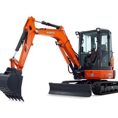 Call 780-831-0063 to rent this U35 Compact Excavator today!